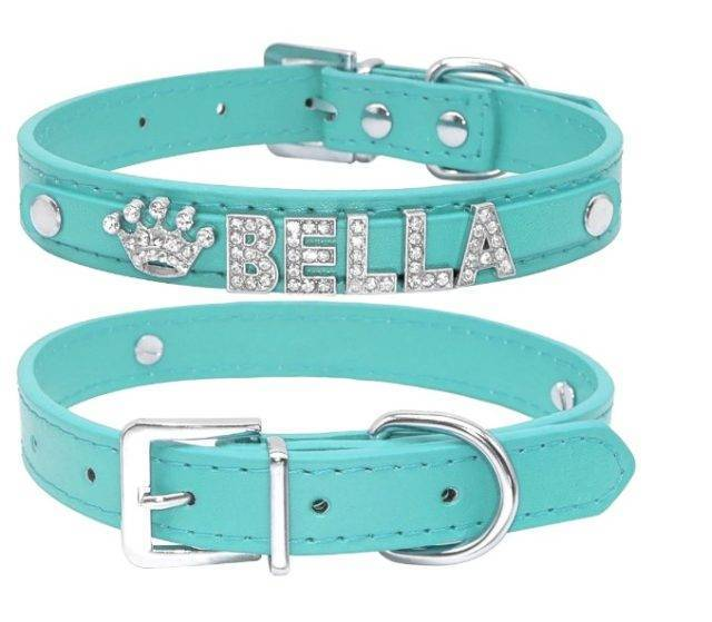 Dog's Bella Crystal Collar  My Pet World Store