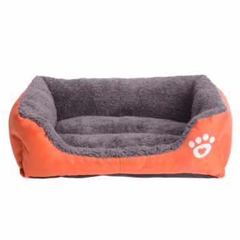 Comfortable Soft Fleece Dog's Bed  My Pet World Store