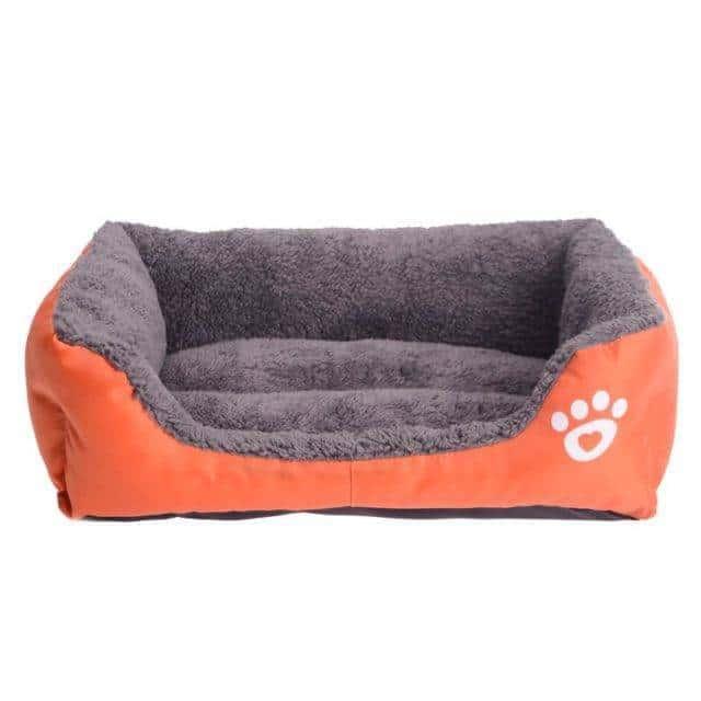 Comfortable Soft Fleece Dog's Bed  My Pet World Store