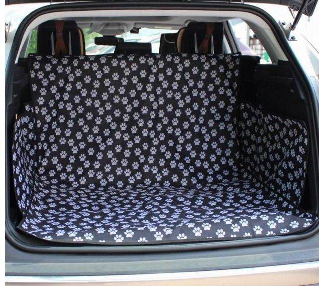 Dog's Paw Print Car Seat Cover  My Pet World Store