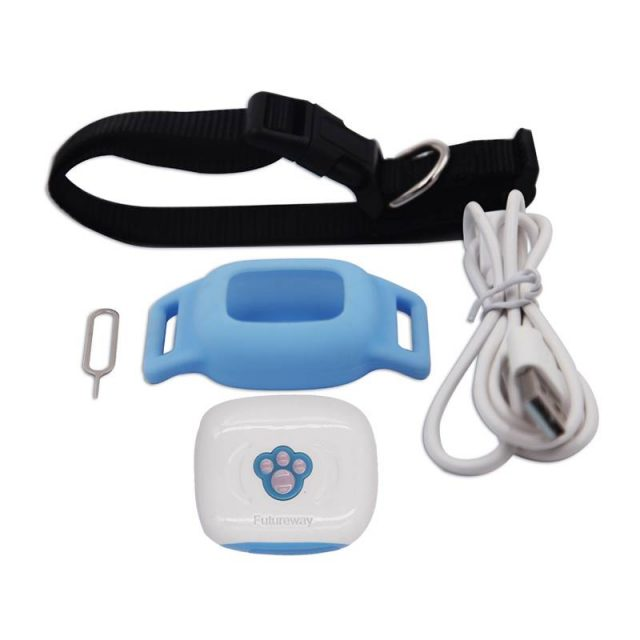 Waterproof Pet GPS Tracker with Collar  My Pet World Store