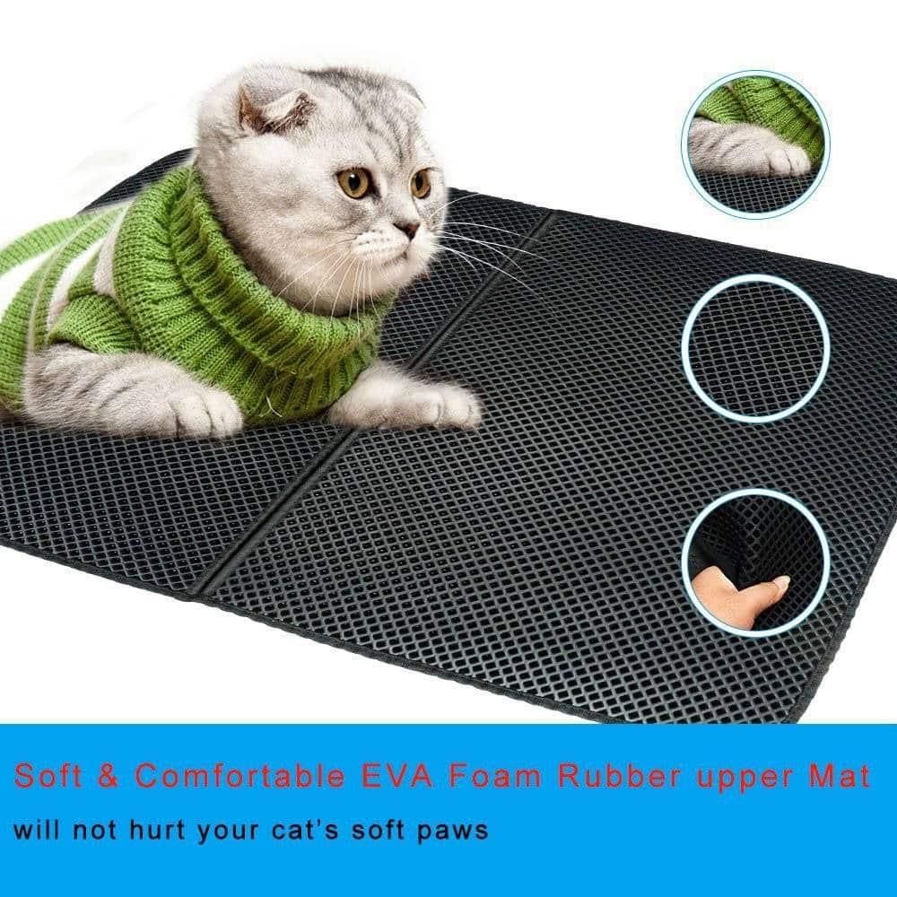 Waterproof Pet's Litter Mat  My Pet World Store