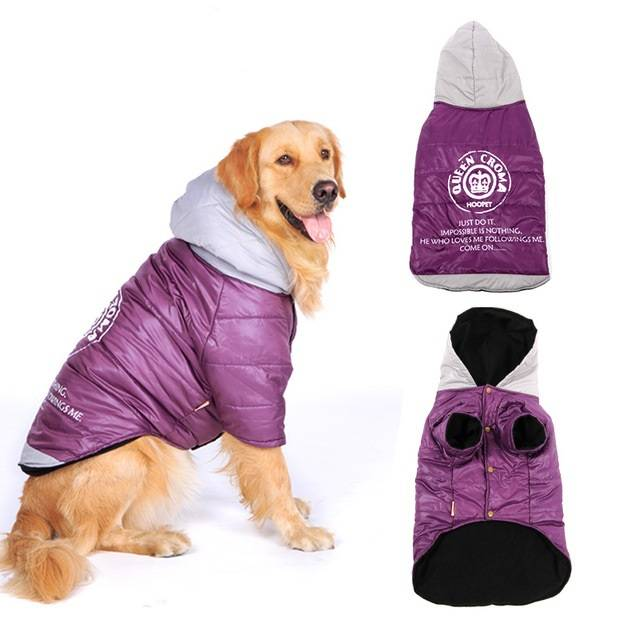 Fashion Winter Warm Dog's Coat  My Pet World Store