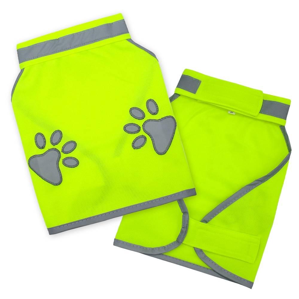 Reflective Safety Dog Vest  My Pet World Store