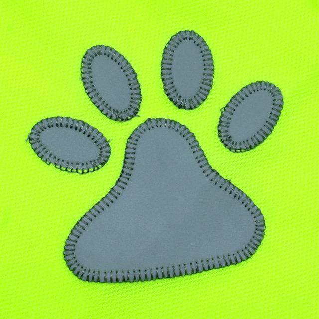 Reflective Safety Dog Vest  My Pet World Store