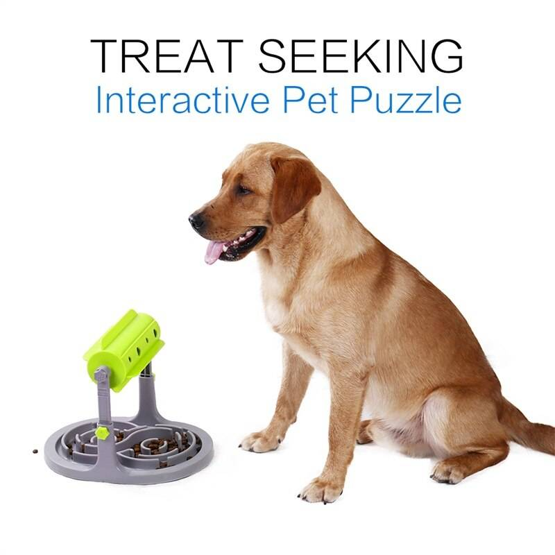 Slow Feeding IQ Training Dog Toy