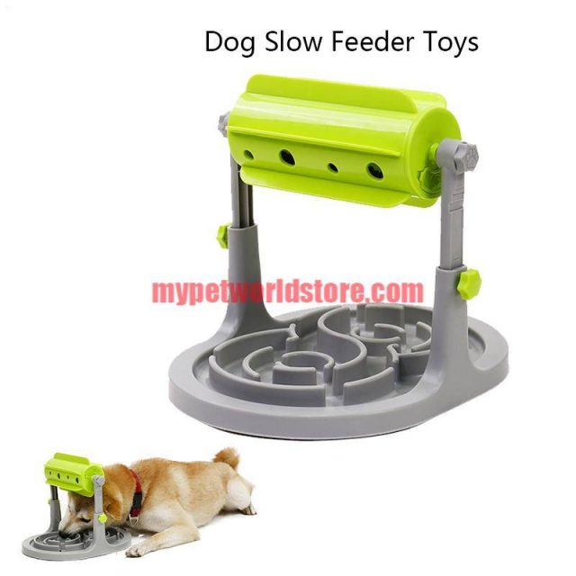 Slow Feeding IQ Training Dog Toy  My Pet World Store