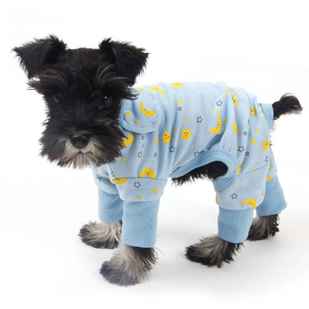 Lovely Comfortable Warm Cotton Jumpsuit for Small Dogs  My Pet World Store