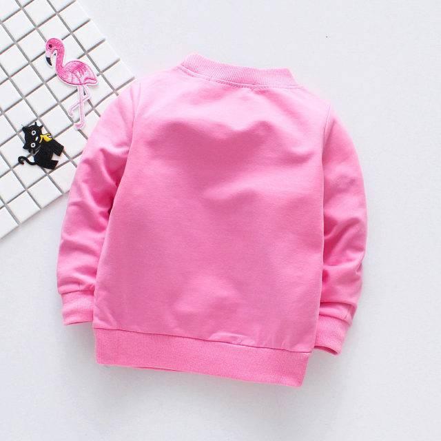Baby's Cat Printed Sweatshirt  My Pet World Store