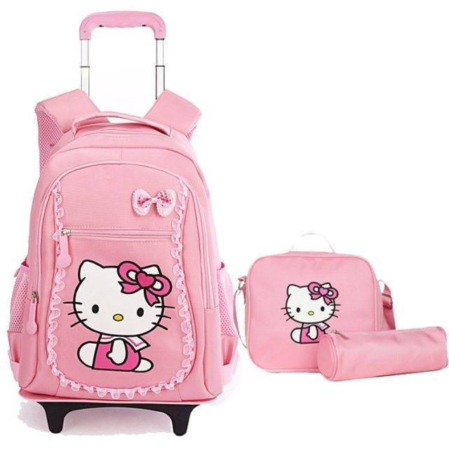 Cat Printed Kid's Carry Ons  My Pet World Store
