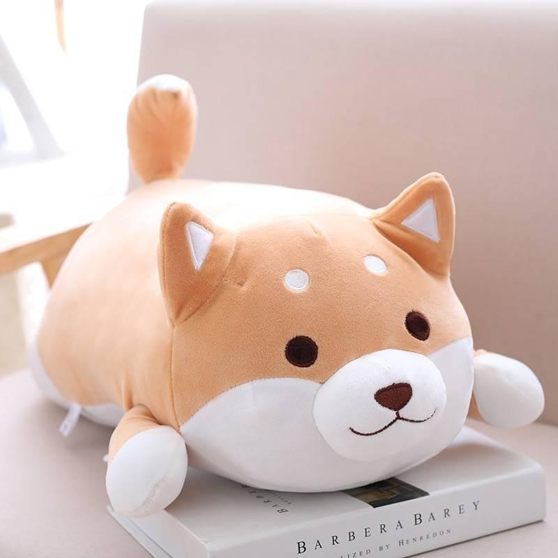 Kawaii Shiba Inu Dog Plush Toy  My Pet World Store