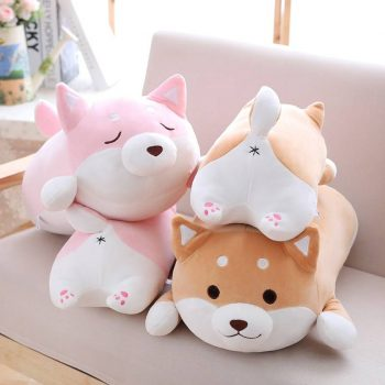 Kawaii Shiba Inu Dog Plush Toy  My Pet World Store