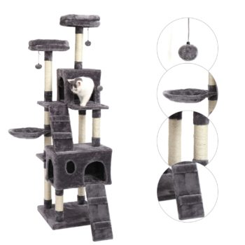 Cat Trees Scratchers  My Pet World Store