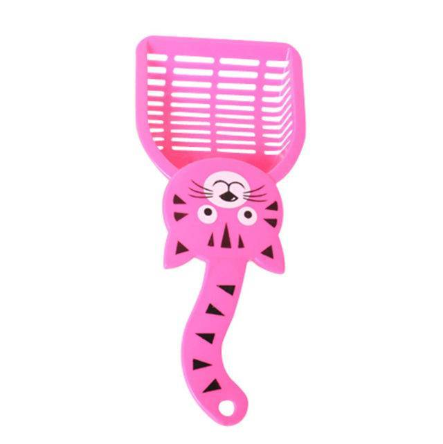 Eco-Friendly Plastic Litter Scoop  My Pet World Store
