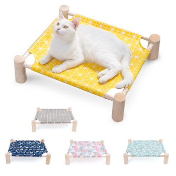 Elevated Cat Bed House  My Pet World Store