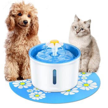 Automatic Pet Water Fountain -1.6 L  My Pet World Store