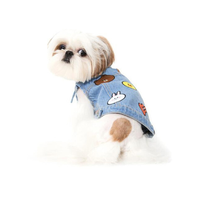 Small Dogs Jeans Dog Jacket  My Pet World Store