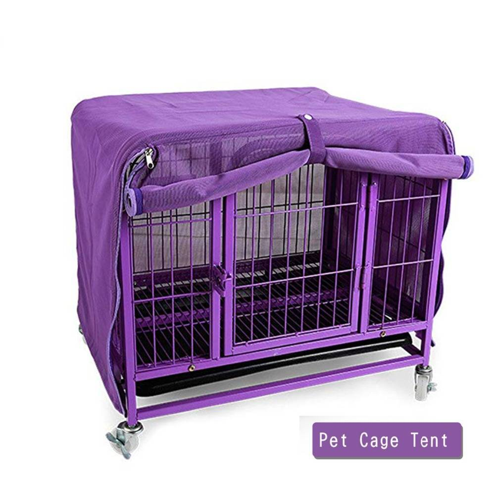 Carriers & bags Carriers & cages Cats High Quality Mesh Dog/Cat Cage Anti Mosquito  My Pet World Store
