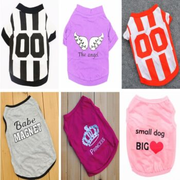 Clothing I Give Free Kisses Small Dog Shirts  My Pet World Store