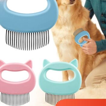 Pet Massage Grooming Brush  My Pet World Store