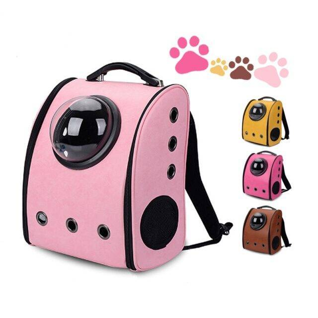 Breathable Pet Carrier Backpack style airline aproved  My Pet World Store
