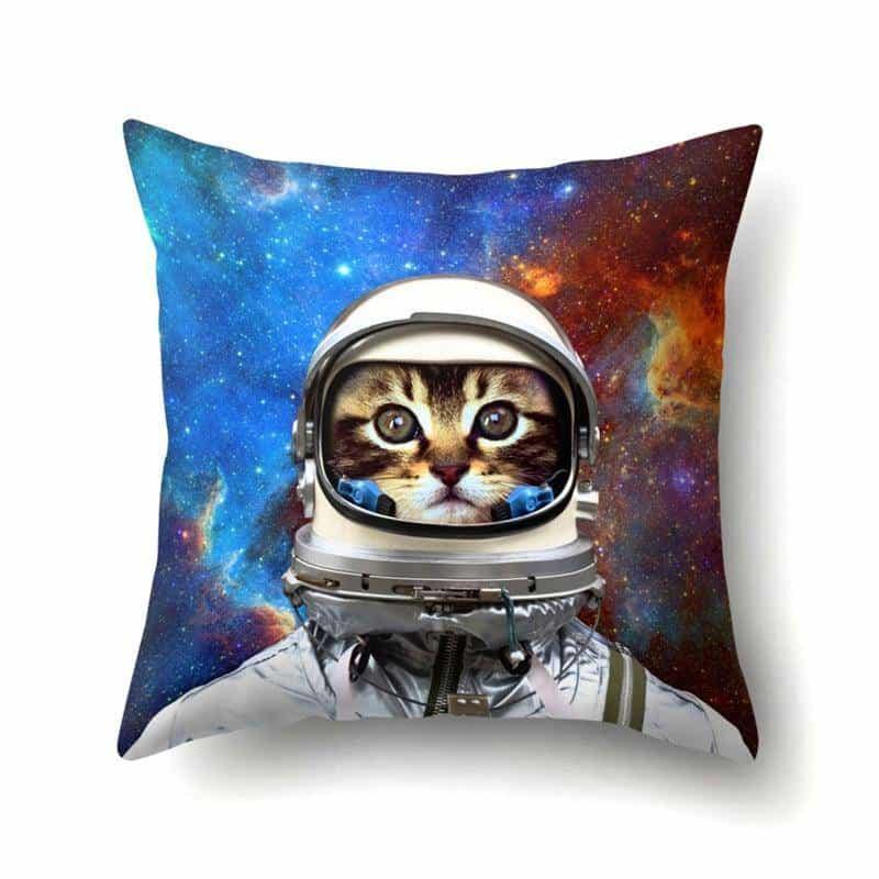 Cat Print Cushion Cover  My Pet World Store