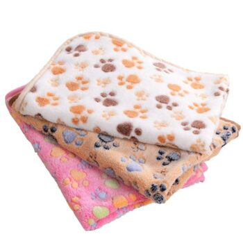Pet Soft Mattress Paw Print  My Pet World Store