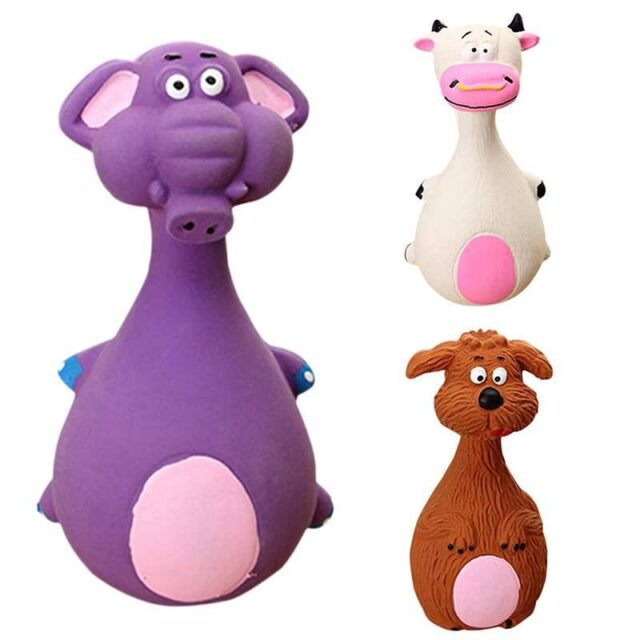 Dogs New Arrivals Toys Comic Fat Animal Dog Chew Toy  My Pet World Store