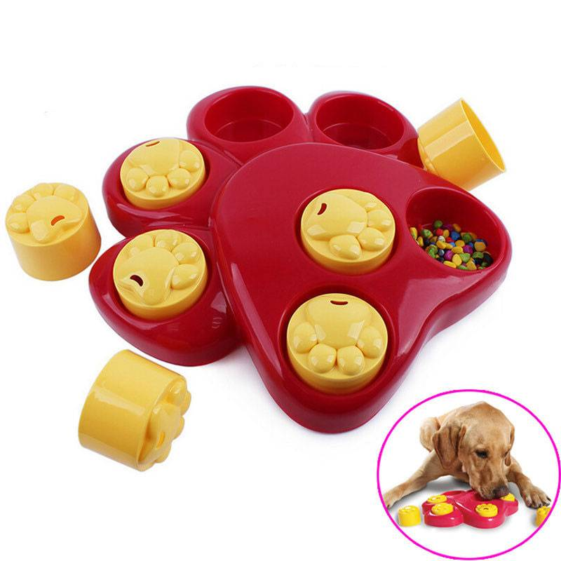 Dogs Feeding & Watering Accessories New Arrivals Toys Funny Dog's Puzzle Bowl  My Pet World Store