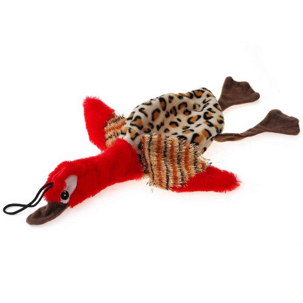 Dogs New Arrivals Toys Funny Wild Bird Plush Dog's Toy  My Pet World Store