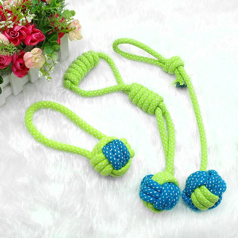 Multi Shape Option Rope Dog's Toy