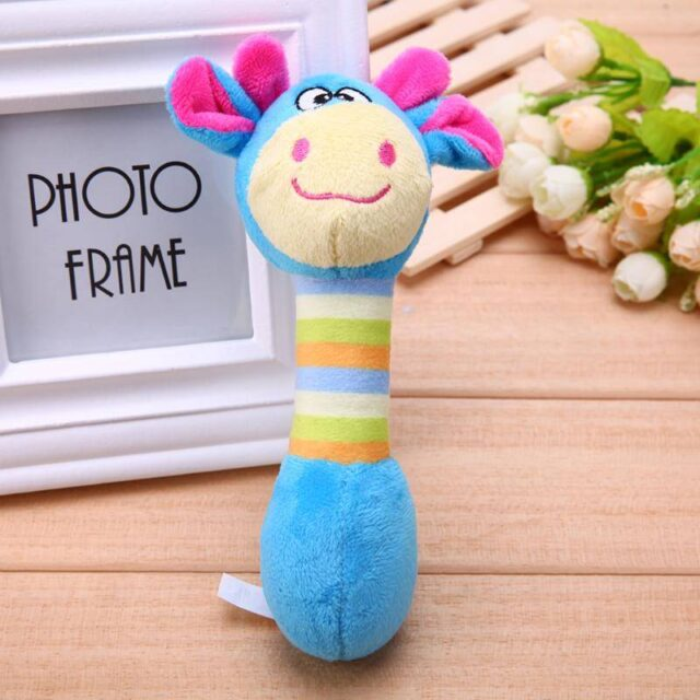 Cute Squeaky Plush Toy  My Pet World Store