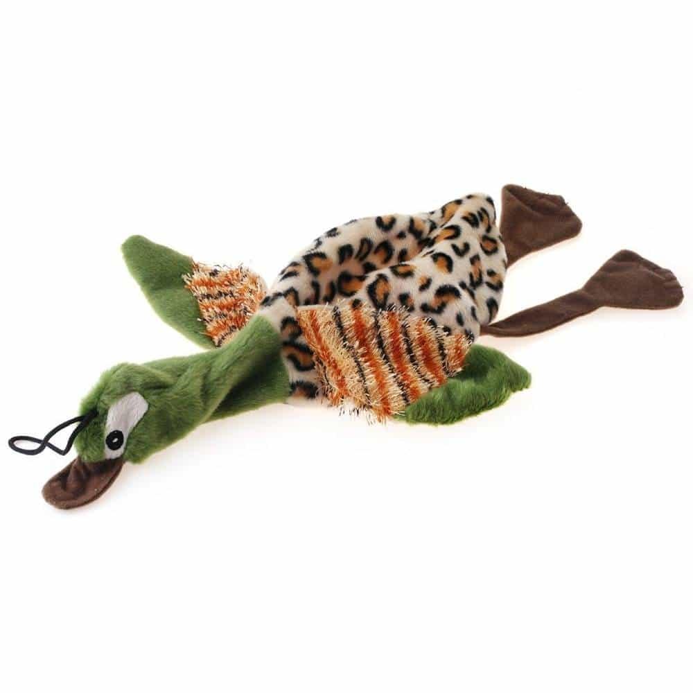 Funny Wild Bird Plush Dog's Toy  My Pet World Store