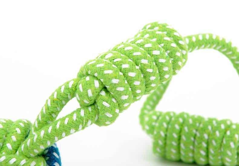 Multi Shape Option Rope Dog's Toy  My Pet World Store