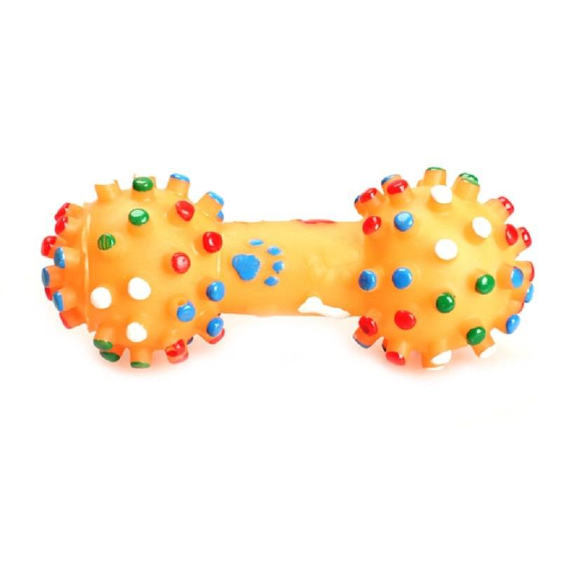 Rubber Squeaky Chew Toy  My Pet World Store