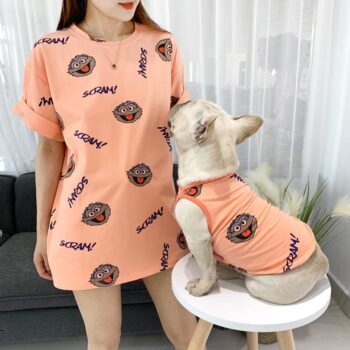 Dogs Matching Owner Clothes Matching owner Small Dogs Summer Vest  My Pet World Store