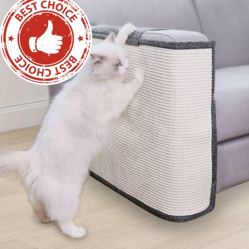 Home Decors New Arrivals Toys Toys Cat Kitten Scratch Board for Furniture Protection  My Pet World Store
