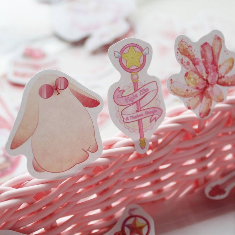 For Pet Fans Office & School Supplies Corgi Dog Decorative Stickers  My Pet World Store