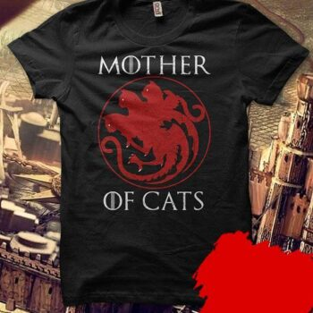 New Arrivals T-shirts, Sweatshirts & Hoodies Tablet & Laptop Accessories Mother of Cats Women T-Shirt Sleeveless  My Pet World Store